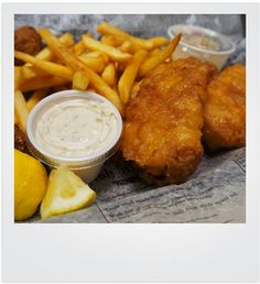 Try the fish at the Freshwater Grill - on M-119 between Petoskey and Harbor Springs.