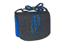 We fell in love with blue moon rays so that we made this dazzling blue drops bag :) Macbook 15, We Fall In Love, Blue Moon, Laptop Bag, Felt Bags, Satchel, Belt, Pocket, Trending Outfits