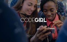 This is the next generation of #coders. Help me spread the word about the CODEGIRL movie with +madewithcode. #RallyForCODEGIRL