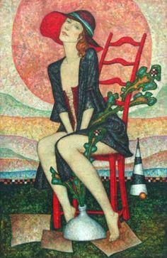 Volodia Popov, 1961 ~ Abstract Realist painter | Tutt'Art@ | Pittura * Scultura * Poesia * Musica |