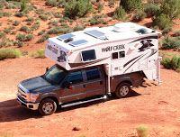 Mello Mike's Truck Camper Adventures: RV Boondocking