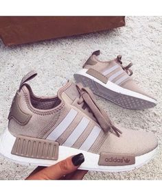 3c7c79e7f58153 Adidas NMD R1 Pink White Logo Rose Shoe Womens Cheap Sale Light Rose