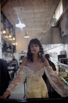 The new bridal collection of Mairi Mparola for is set in the vibrant city of Athens in Greece and it will make you want to elope today! Ethereal Wedding Dress, Boho Wedding Dress, Wedding Gowns, Wedding Dress Gallery, High End Fashion, Fashion Shoot, Bridal Collection, Boho Chic, Destination Weddings