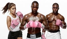 Everlast launches pink boxing gloves to support breast cancer research