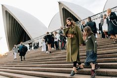 The Best Street Style From Australian Fashion Week