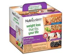 Weight Loss Program Foods: 15-Piece Set Nutrisystem 5 Day Weight Loss Kit Weight Replacement Meals Diet BUY IT NOW ONLY: $42.78