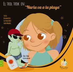"""El Trol Trok en: """"Nuria va a la playa"""""""