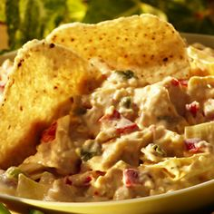 HOT & SPICY SEAFOOD DIP