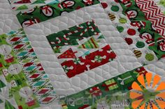 Piece N Quilt: Christmas Quilt
