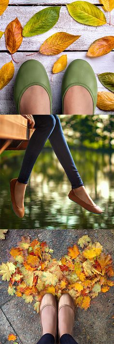 Fall for this season's most coveted styles! | Tieks Ballet Flats