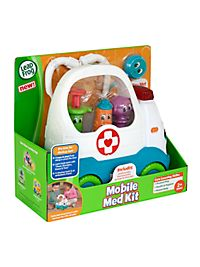 LeapFrog Mobile Med Kit: Tickle their funny bone and make checkups fun with role play!