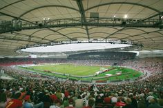 VfB Stuttgart,  Mercedes Benz Stadion