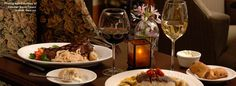 Okemo Mountain Resort's Coleman Brook Tavern offers a fabulous fine dining experience in Ludlow, Vermont.