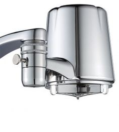 Culligan Faucet Mount Filter with Advanced Water Filtration, Chrome Finish Best Water Filter, Water Filters, Best Faucet, Filter Design, Healthy Water, Water Faucet, Gallon Of Water, Water Filtration System