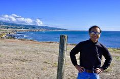 https://flic.kr/p/22eitMj | Roadtrip with Sheridan Tatsuno to Aptos Beach in Santa Cruz
