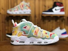2095e2dfbb Nike Air More Uptempo EU City Pack UK Multi AV3809-700-2 Jordans Sneakers