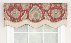 Valences For Windows, Window Cornices, Valance Window Treatments, Decorative Trim, Decorative Pillows, Unique Window Treatments, Custom Valances, Framed Fabric, Dream Rooms