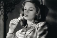 Lauren Bacall (To Have and Have Not, 1944)