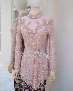 Model Dress Kebaya, Model Kebaya Muslim, Model Kebaya Modern, Kebaya Lace, Kebaya Hijab, Kebaya Brokat, Dress Brokat Modern, Kebaya Modern Dress, Kebaya Simple