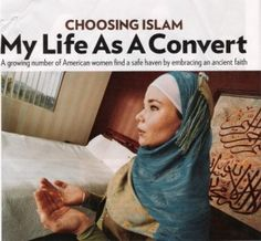 Convert to Islam; should I start praying and observing hijab?