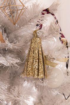 Ma déco de Noel.  #noel #sapin #deco #decoration #doré #or #tendance #mondialtissus