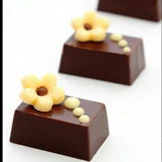 . Chocolate Cube, Chocolate Bowls, Chocolate Delight, Artisan Chocolate, Chocolate Shop, How To Make Chocolate, Homemade Chocolate, Chocolate Desserts, Party Desserts