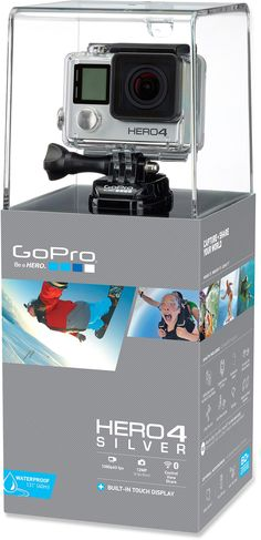 GoPro Hero4 is the perfect tool for capturing memories both indoors & out. #endorsed