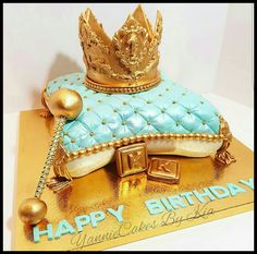 YannieCakes by Kia is a custom cake, cakepop and cupcake bakery located in Houston, Texas 23 Birthday Cake, 23rd Birthday, Baby Shower Cakes, Baby Shower Themes, Diy Party, Party Ideas, Cupcake Bakery, Sculpted Cakes, Gold Baby Showers