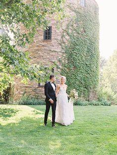 Golden Autumn Themed Kestrel Park Editorial Marchesa Bridal, La Tavola Linen, California Wedding Venues, Kestrel, Videography, Southern California, Floral Arrangements, Editorial, Wedding Inspiration