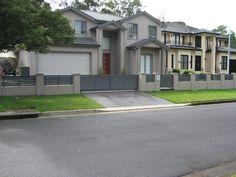 Building a Horizontal Plank Fence : Outdoors : Home Garden