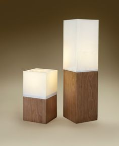 Perfect Choice In Wooden Table Lamps | Light Decorating Ideas
