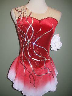Skating Dress 1709