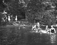 Easter Seals Camp Merrywood 1949