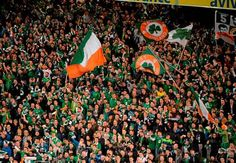 'The world needs the Irish in France' - German magazine makes poignant tribute to Ireland fans following Paris attacks and their Euro 2016 qualification