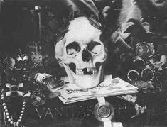 Vanitas by Ferdinand Keller :: artmagick.com Vanitas, Ferdinand, Art Studies, Memento Mori, Dark Spots, Comic Books Art, Art Google, Dark Art, Abstract Expressionism