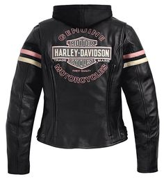harley davidson clothing for women | Womens Harley Davidson Jacket - reviews and photos.