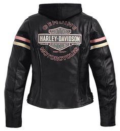 harley davidson clothing for women   Womens Harley Davidson Jacket - reviews and photos.
