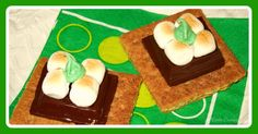S'more St. Patrick's Day Desserts!