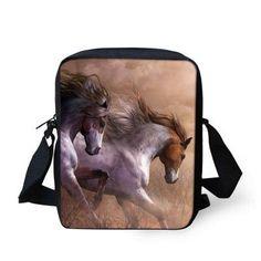Fashion Men Messenger Bag 3D Animal Leopard Head Mini Crossbody Bag Kids Travel Bags Boys Children Small Handbag Mochila Bolsas