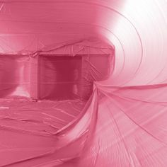 Pink Balloon Installation, Penique Productions