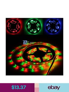 Bicycle lights ebay sporting goods led light strips ebay home garden aloadofball Image collections