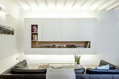 Loft en Granada- Diseño mueble TV
