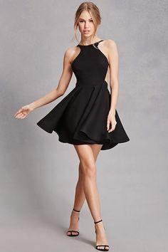 Selfie Leslie Backless Dress