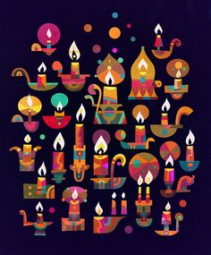 Lamps and Candles by C86 | Matt Lyon, via Flickr
