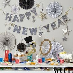 I discovered this New Year's Party Collection on Keep. View it now.