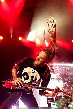 Ray Luzier, Brian Head, Jonathan Davis, Nu Metal, Korn, Metal Bands, Hard Rock, Concert, Metal Music Bands