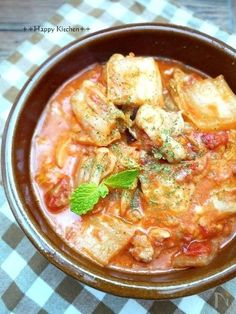 白菜の味噌チーズトマト煮込み
