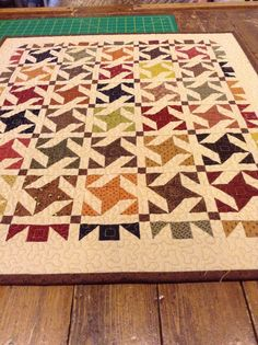Timeless Traditions: J. Star Quilt Blocks, Star Quilts, Scrappy Quilts, Mini Quilts, Quilting Projects, Quilting Designs, Signature Quilts, Scrap Quilt Patterns, Half Square Triangle Quilts