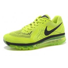 807581fb45 Now Buy Discount Nike Air Max 2015 Mesh Cloth Men Running Shoes - Fluorescent  Green Black Authentic Save Up From Outlet Store at Pumacreeper.