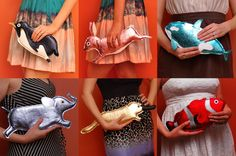 Tsurubride clutches        Does anyone know whether or not Meg still makes these? Her Etsy shop seems to be down and there are people in this world who need a platypus purse (me for instance).